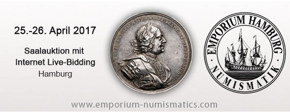 25.-26. April 2017 - Auktion 78 - Emporium Numismatics