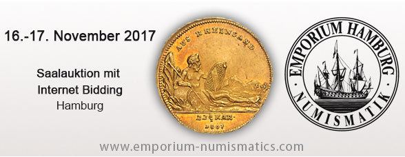 eAuktion 531 - Emporium Numismatics